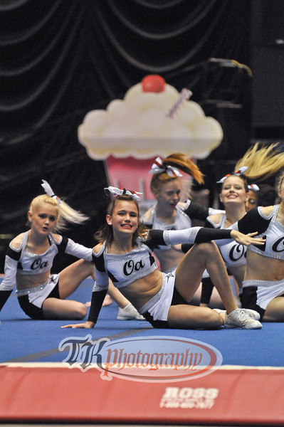 OA Rockies CheerPower Lakeland 2012