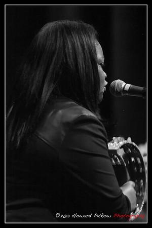 Shemekia Copeland at the Sellersville Theatre