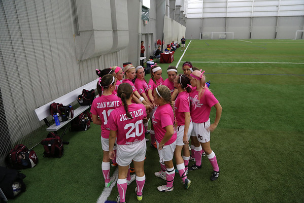 Women's Soccer – 3rd Annual Breast Cancer Awareness Game