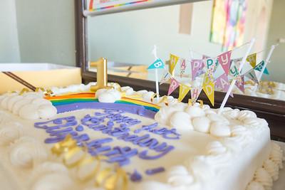 Lizzy Lai's 1st Birthday