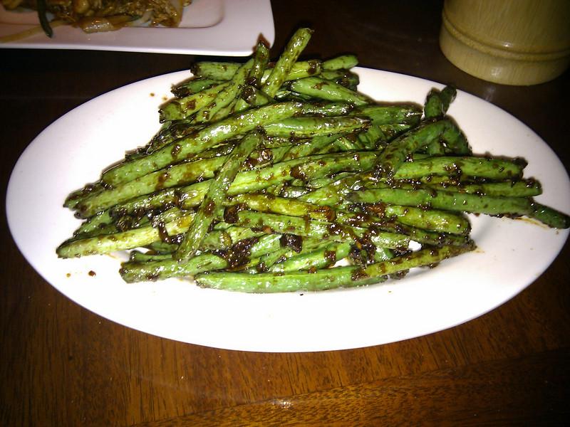 Betelnut - Szechuan Green Beans