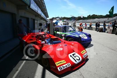 Group 2B 2014 Rolex Monterey Motorsport Reunion Race
