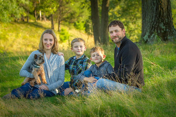 Madsen Family 2018
