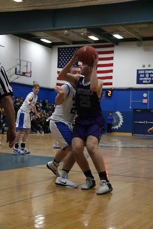 Pittsfield at Wahconah boys basketball - 022119