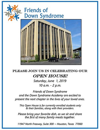Open House at New Building