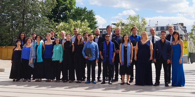 Tenso Europe Chamber Choir July 2016