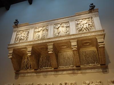 Duomo, Museo del Opera, Battistero