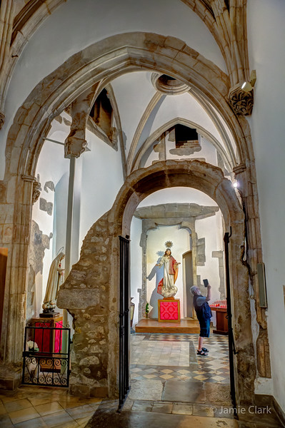 Coimbra, Portugal - October, 2015