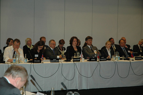 EFTA Ministerial Meeting, Hamar, 22 June 2009