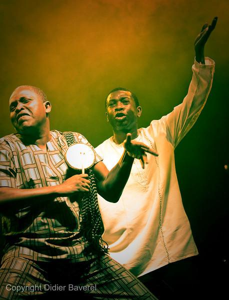 *legende* Festival de Jazz de Nice. Youssou N'Dour