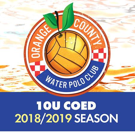 OCWPC 10U Coed 2018 - 2019 Season
