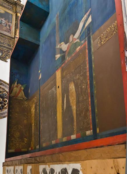Nördlingen. St. Georg: ursprgl. Hochaltarschrein, Skulpturenseite