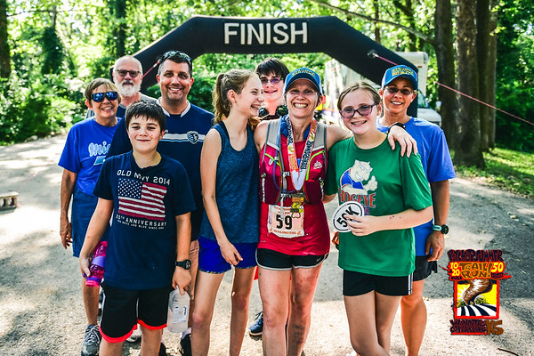 Psycho Psummer Trail Run - 2019