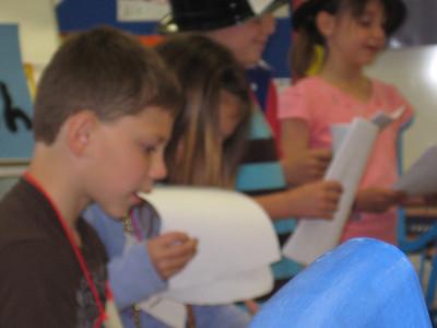 Karisa 3rd Grade
