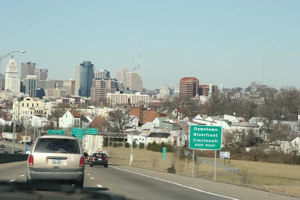 2005-03-03 Trip to Cincinnati