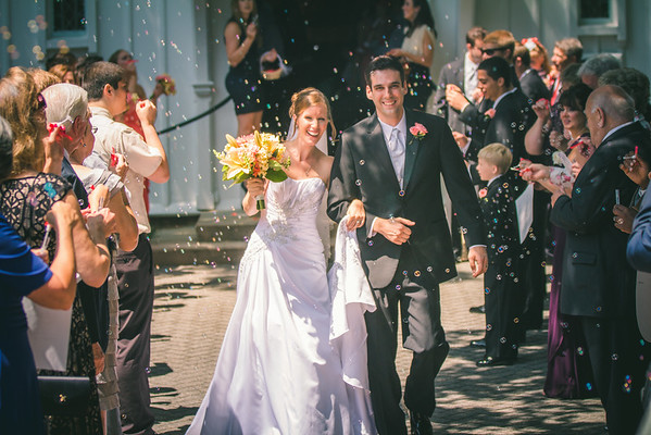 Heather & Paul Locke's Wedding