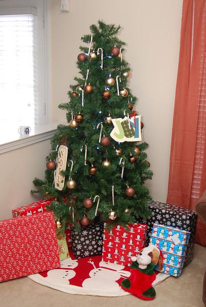 Mason's 1st Christmas
