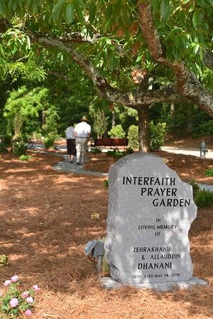 2015 Prayer Garden Dedication (Atlanta)