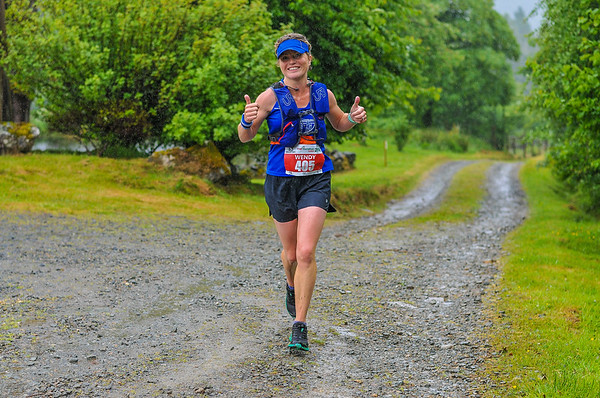 Full Marathon Pictures between 16 and 18 Miles