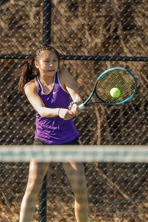 Girls Tennis v Oakton 3/12/19