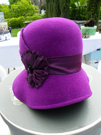 Hat Tea at Heritage House
