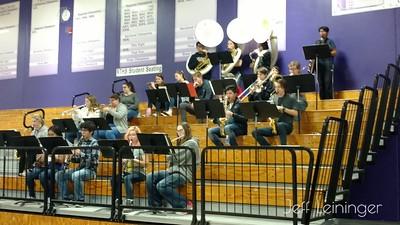 Pep Band: Senior Night