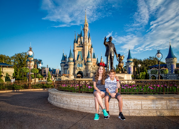 2017-01-20 Walt Disney World
