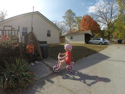 brandlynn rides bike 10 31 16