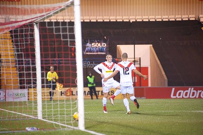 Airdrieonians v East Fife 17 11 18