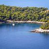 Little Harbor, Lokrum Island near Dubrovnik, Croatia