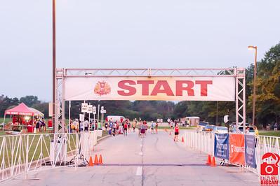 2015 Oak Brook Half Marathon