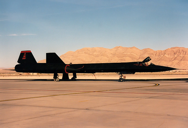 Aviation Nation pre digital - 2005 and older, Nellis AFB, Las Vegas, Nevada, USA
