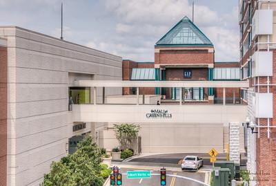 Green Hills Mall Pedestrian Bridge