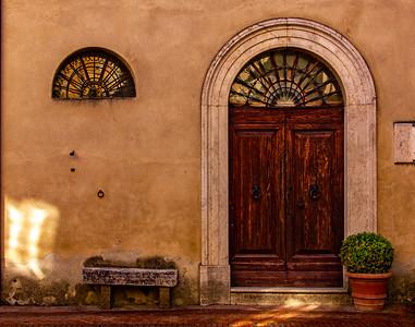 Tuscany - Pienza - 2018