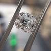 2.39ct Antique Asscher/Square Emerald Cut Diamond, GIA D/IF 35