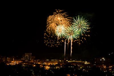 2021-07-04 Fireworks