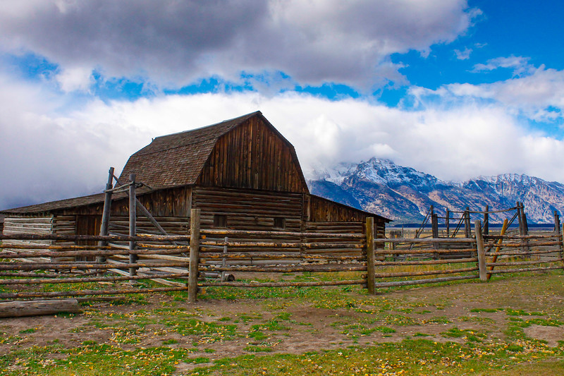 Teton Homestead