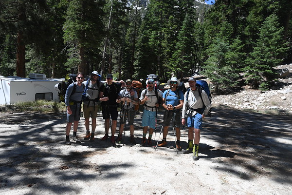 Mt. Whitney July 15-16, 2019