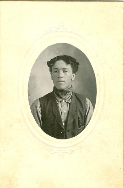 Ray Vaughn, husband of Martha Godwin. Father of Crystal Pearce, née Vaughn.