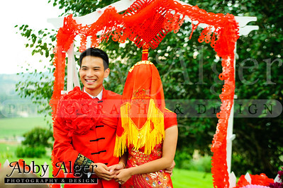 Chinese Bow & Veil Ceremony