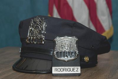 Rodriguez NYPD Photos [12-9-20]