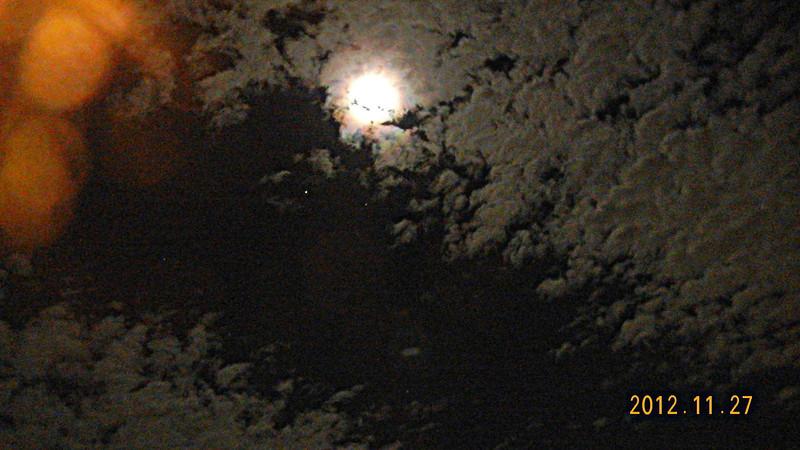 Moon 2012/11/27