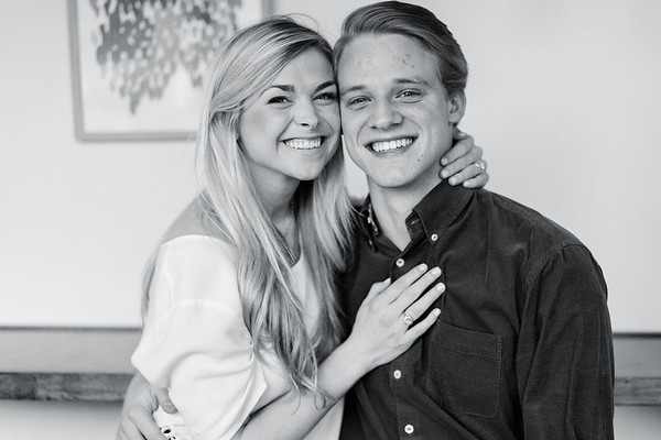 Bess and Ross Engagement Photos