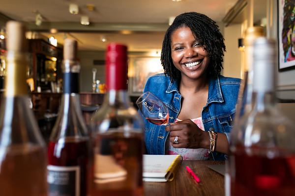 Finger Lakes Rose Wine Feature w Maiah Johnson Dunn