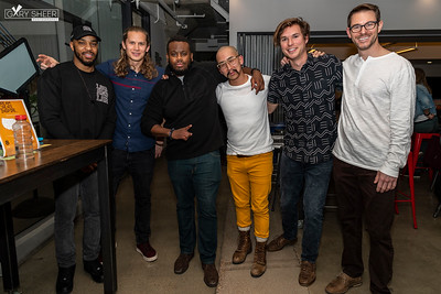 Sofar Denver - Dream Create Inspire, SacrÇ Cheu, Dylan Montayne | Photos by: Gary Sheer | Enterprise Co-Working - Denver, CO | 02.23.2019