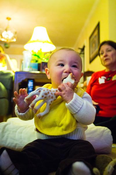 2012.12.25 - Baby Milos