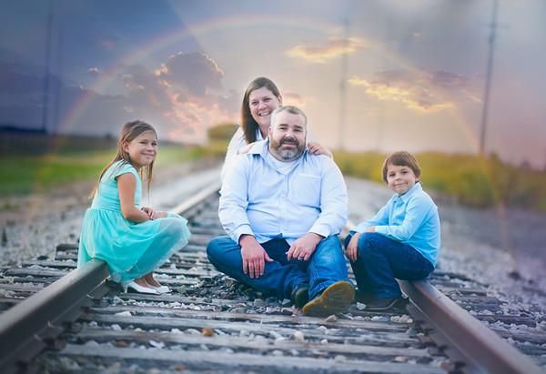 Nick & Kalie's Family