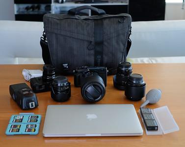Tenba DNA: A Messenger Camera & Daily Commute Bag