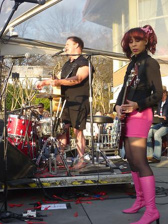 03-27 - Oyster-Crawfish Festival - Park Tavern - Cowboy Mouth - Atlanta, GA