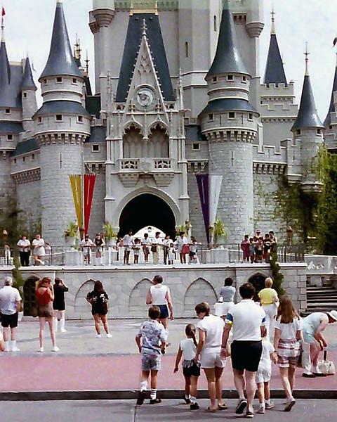 1986  Magic Kingdom